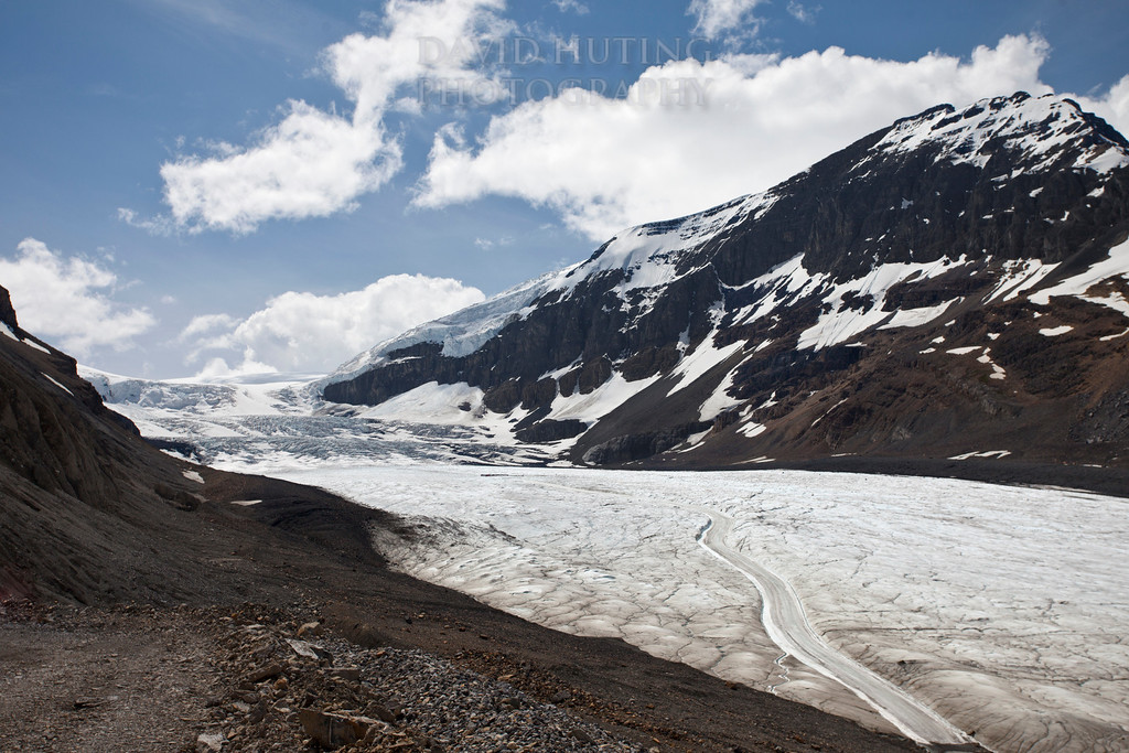 Path to the Glacier