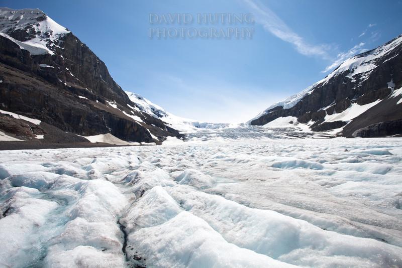 Columbia Glacier Wide View
