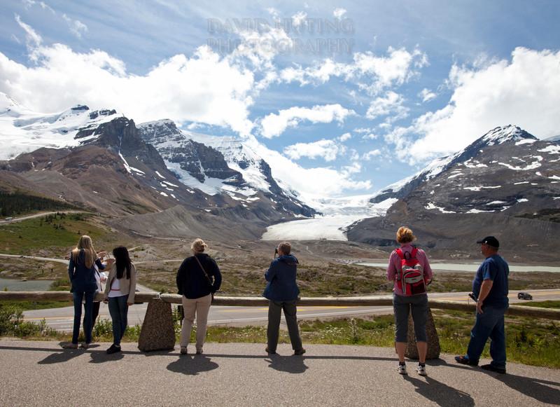 Columbia Glacier Lookout