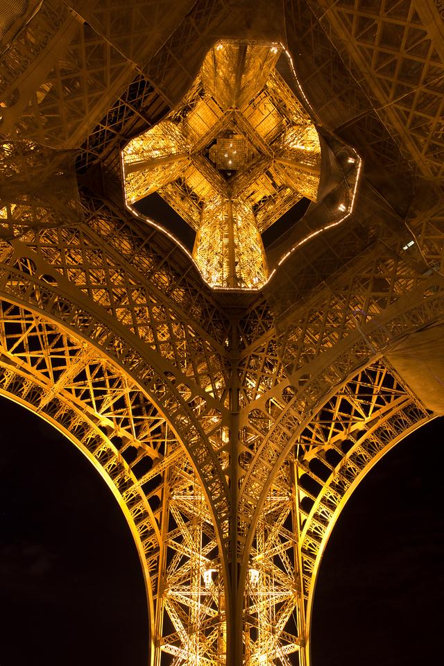 Looking Up Vertical