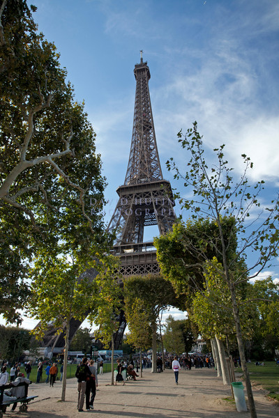 Eifel Tower Path