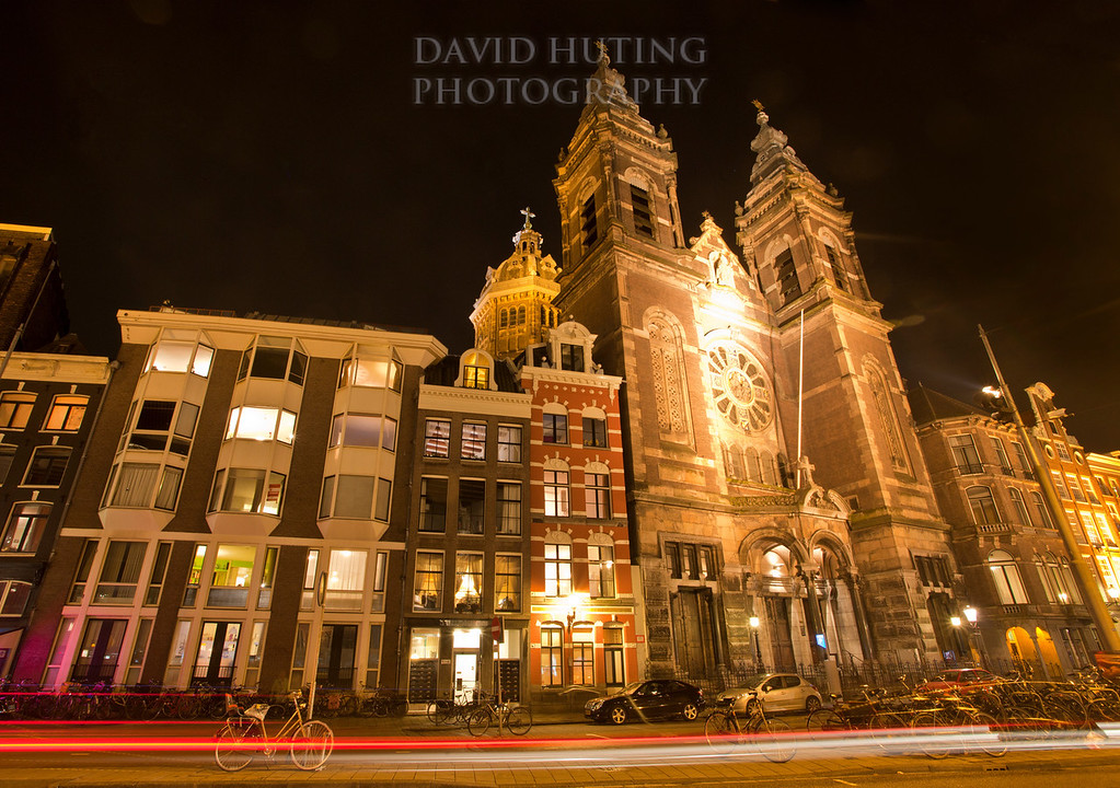 Amsterdam Church View