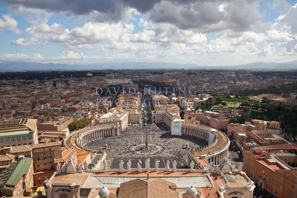 Rome Epic View
