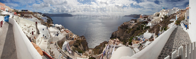 Epic Oia Panoramic (Best)