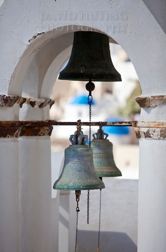 Bells Vertical View