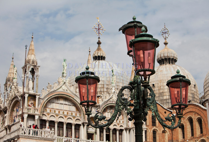 Venice Streetlight
