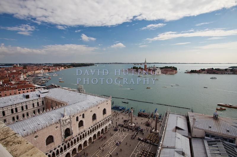 Venice Harbor View