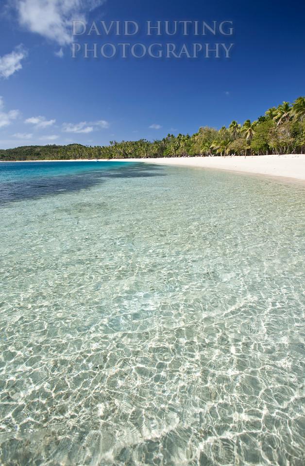 Blue Lagoon Beach Vertical Clear
