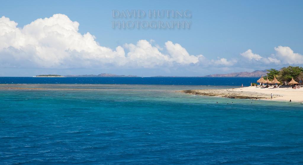 Tropical Island View