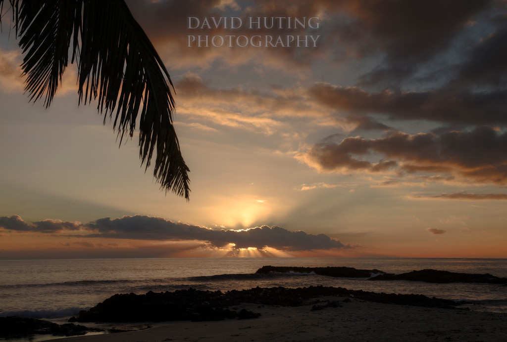 Kuata Sunset HDR