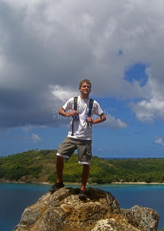Me in Fiji