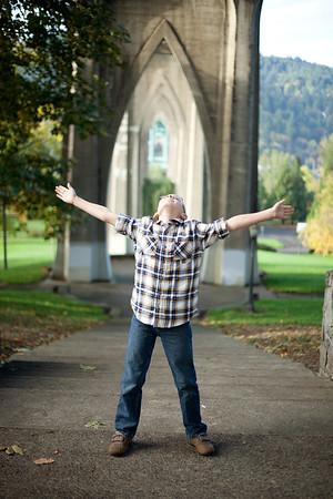Upper Cathedral Park :: Portland