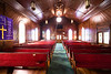 Trinity United Methodist Church, Interior II