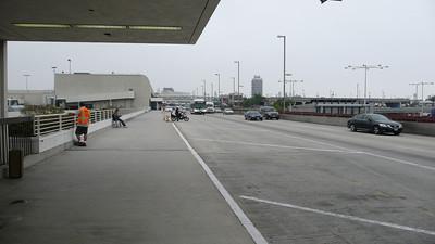 LAX Terminal 2 Exterior