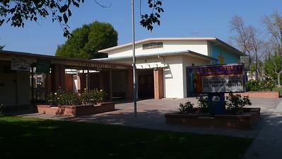 Stagg Street School