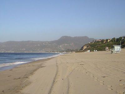 Pointe Dume Beach