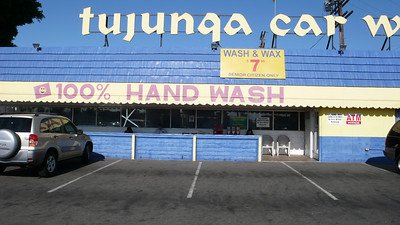 Tujunga Car Wash