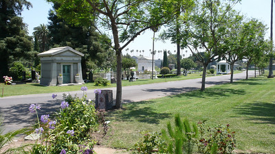 Hollywood Forever Cemetary