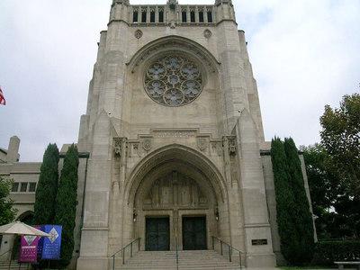 1st Congregational Church--L.A.