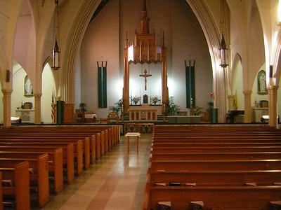 St Augustine Catholic Church - Culver City