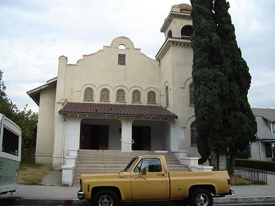 Workman Street Church