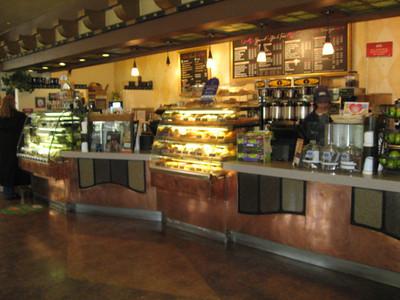 UCLA Cafe