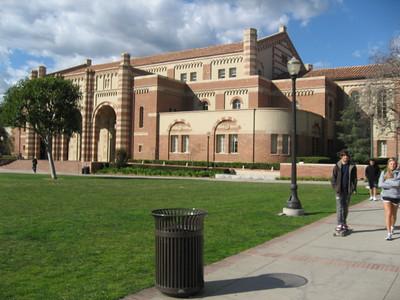 UCLA Exterior Campus