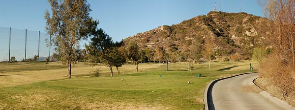 Scholl Canyon Golf Club