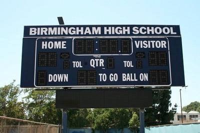 Birmingham HS Football