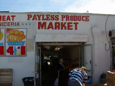 Payless Food Market ( Culver City)