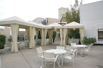 Renaissance Hotel Roof Deck