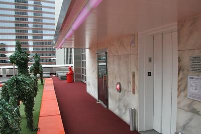 Standard Hotel Roof Deck