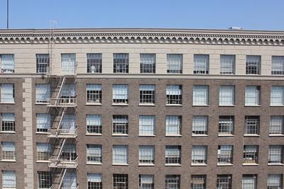West Windows - Cooper Bldg