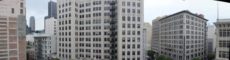LA City View Panoramas