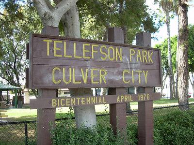 Tellufson Park - Culver City