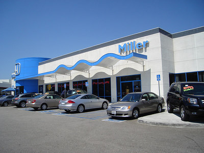 Miller Honda 9055 W. Washington BLVD.