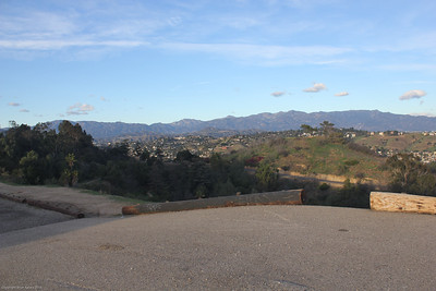 Elysian Park - Bishop Canyon Helipad
