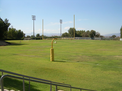 College of the Cannyons Football Practice Field