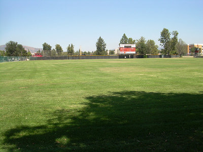 Football Field ( Cal State Northridge)