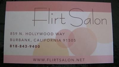 Burbank Flirt Salaon 859 N Hollywood Way