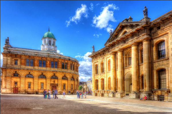 The Sheldian Theatre and Clarendon Building