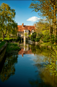 Magdalen College Mill