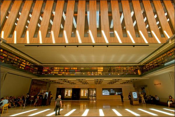 Weston Library (Bodleian)