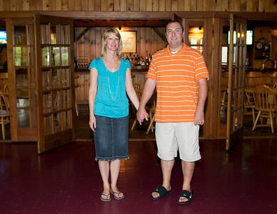 08-07-11 - Location Shoot - Woodcrest - Erin & Dan
