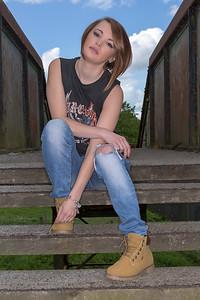 Amy Malpas Location Shoot