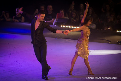 Dance Today April Issue - Aljaz Skorjanac & Janette Manrara