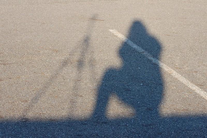 more shadow self portraits