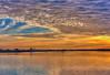 Glorious Dawn - Harbor Traffic