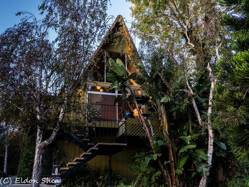 A-Frame Mountain Cabin in West LA -- Why travel to Arrowhead?
