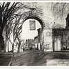 Cayuga County Victory Arch, Auburn, NY. (Photo ID: 49939)